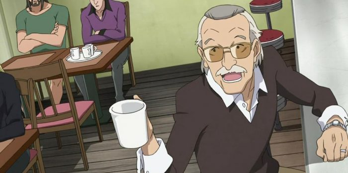 Stan Lee - Coffee