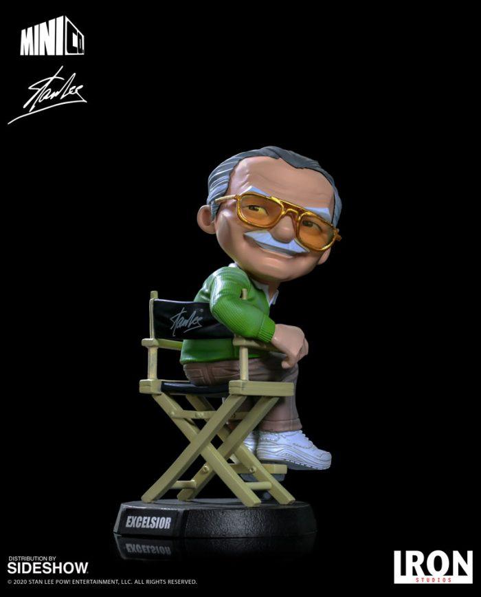 Stan Lee Minico Statue