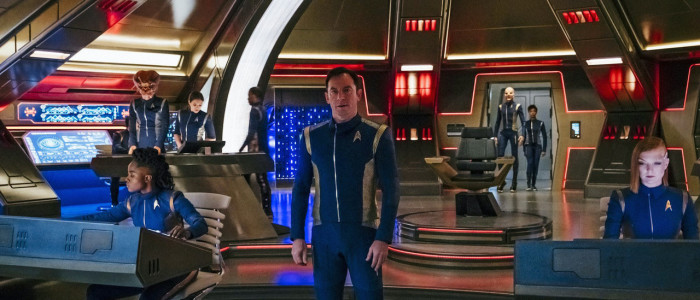 star trek discovery The Butcher's Knife Cares Not for the Lamb's Cry Review bridge