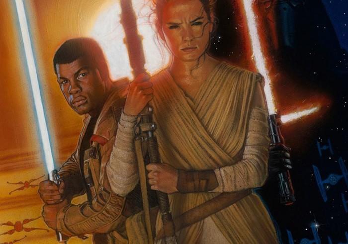force awakens lightsaber