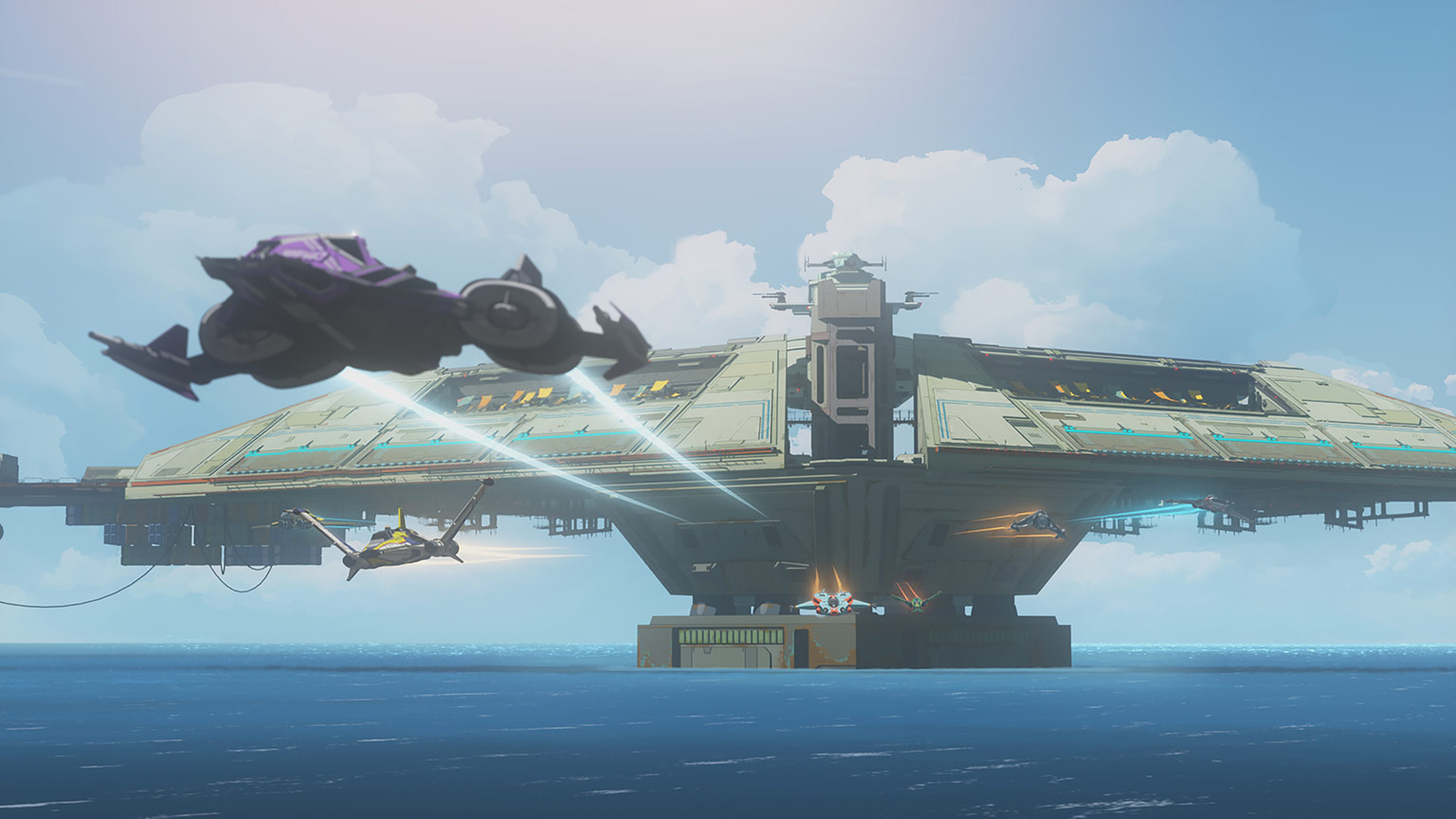 'Star Wars Resistance' Art Director Amy Beth Christenson on Building Colossus [Interview]