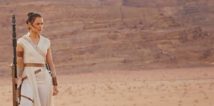 star wars the rise of skywalker photos