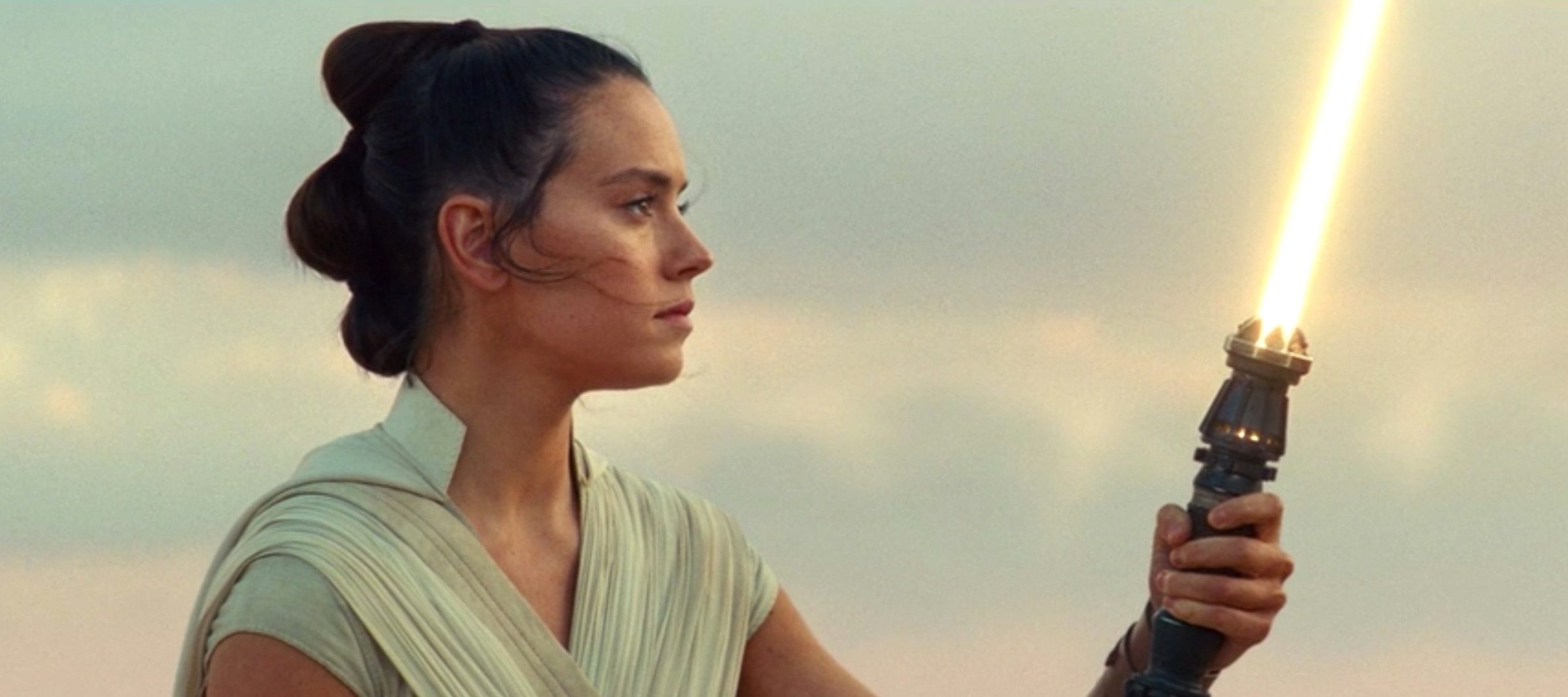 Star Wars Concept Art Rey Lightsaber Plans In Rise Of Skywalker Film