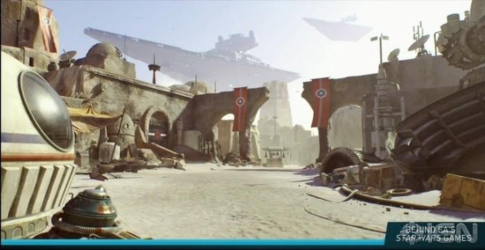 star wars visceral video game