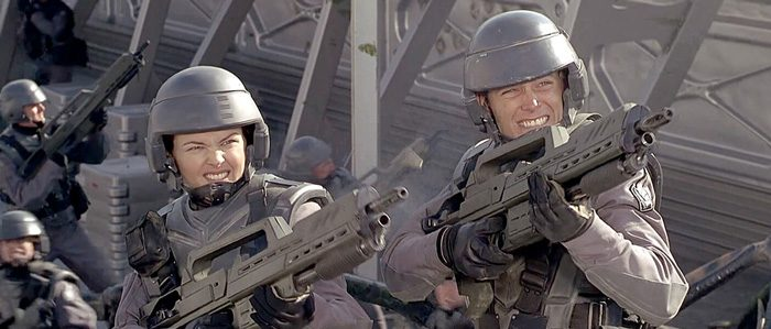 Starship Troopers Book Differences
