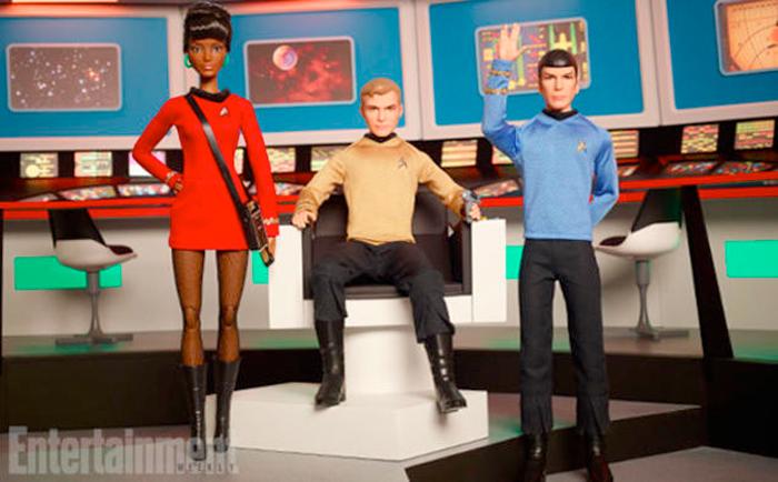 The Toy Box Star Trek Bill Amp Ted Power Rangers