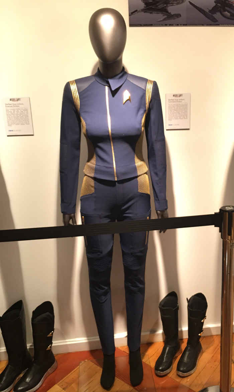 Star Trek Discovery Starfleet Duty Command Division