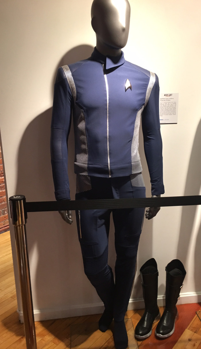 Star Trek Discovery Starfleet Duty Sciences Division