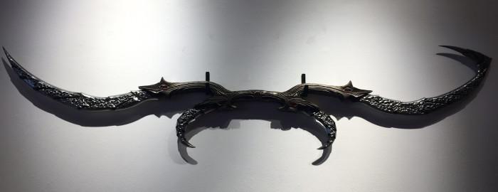 Star Strek Discovery Klingon bat'leth