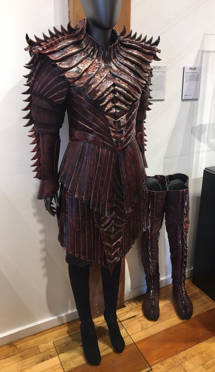 Star Trek Discovery House of T'Kuvma Klingon Uniform