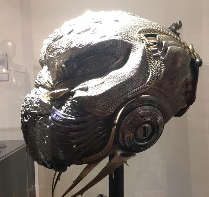Star Trek Discovery Klingon Bridge Officer Helmet