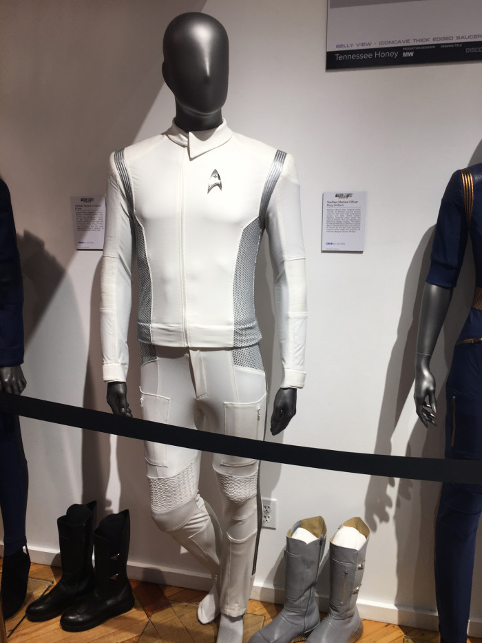 Star Trek Discovery Starfleet Medical Officer