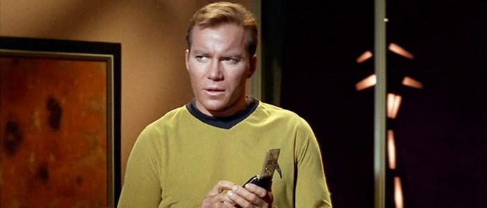 Star Trek Communicator bluetooth handset