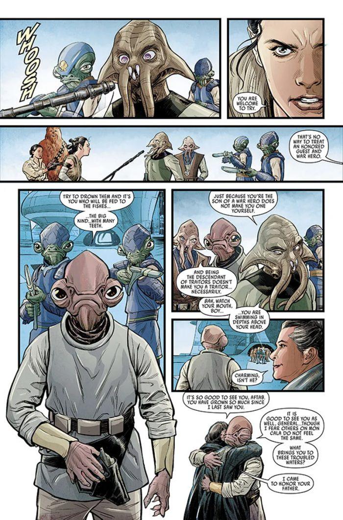 Star Wars Allegiance Issue #2