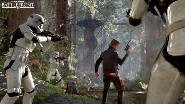 Star Wars Battlefront Reviews