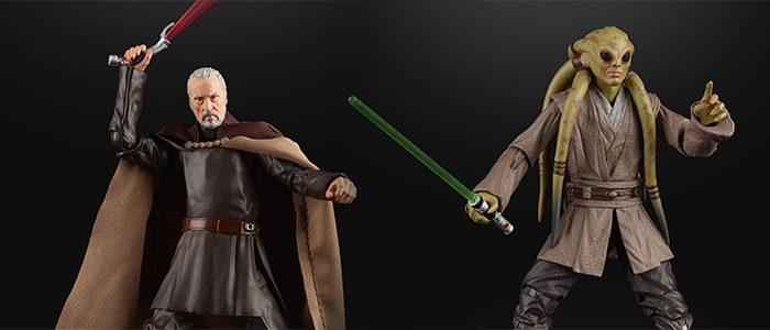 2020 Star Wars Black Series Figures