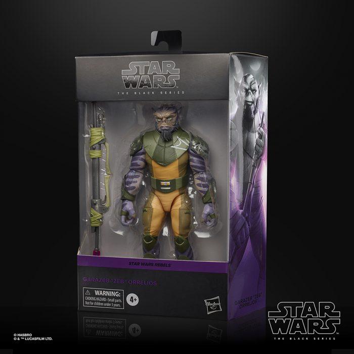 Star Wars Black Series - Zeb