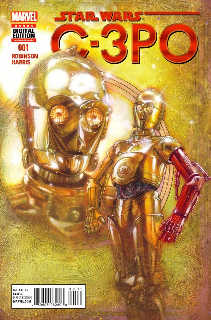 Star Wars - C-3PO Comic
