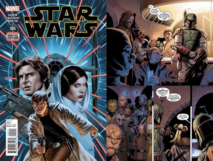 Star Wars - Comic Book #5