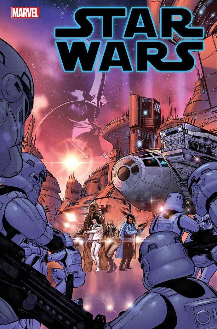 Star Wars Comic Issue #3