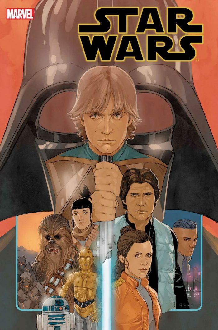Star Wars Comics Issue 75