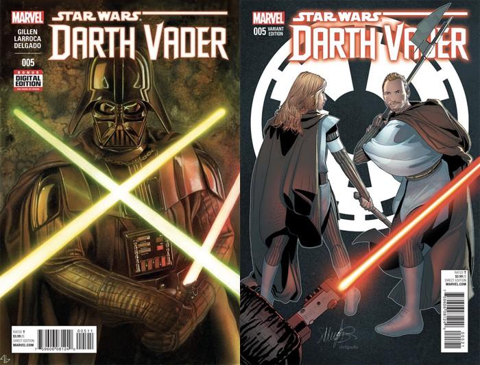 Star Wars - Darth Vader - Comics