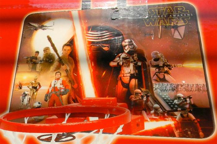 Star Wars - The Force Awakens - Basketball Hoop