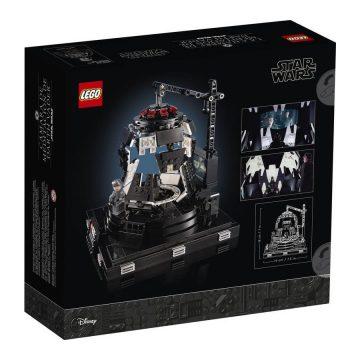 Star Wars LEGO Darth Vader Meditation Chamber