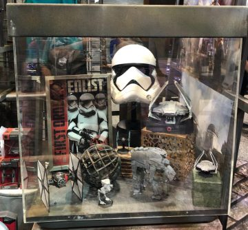 Star Wars Galaxy's Edge Merchandise - First Order Cargo