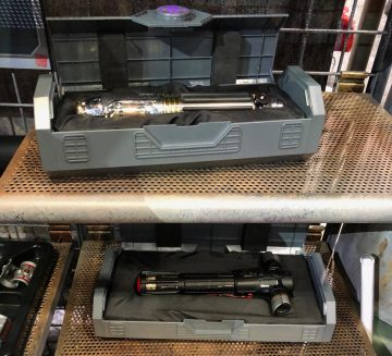 Star Wars Galaxy's Edge Merchandise - Legacy Lightsabers