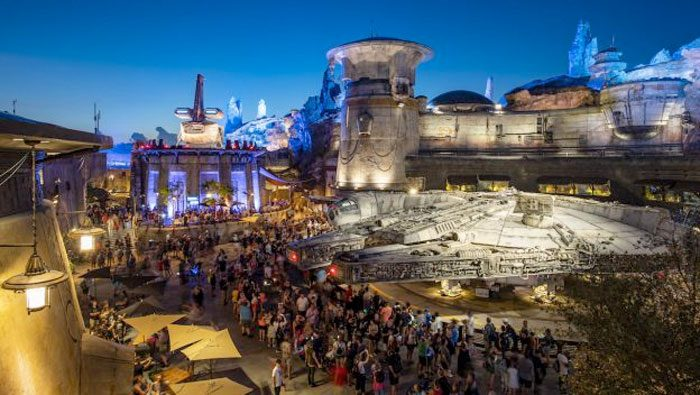 Star Wars Galaxy's Edge Disney World Opening