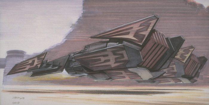 Star Wars: The High Republic Vehicles