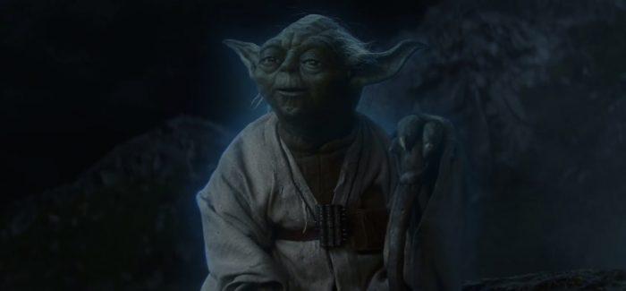Star Wars: The Last Jedi - Yoda