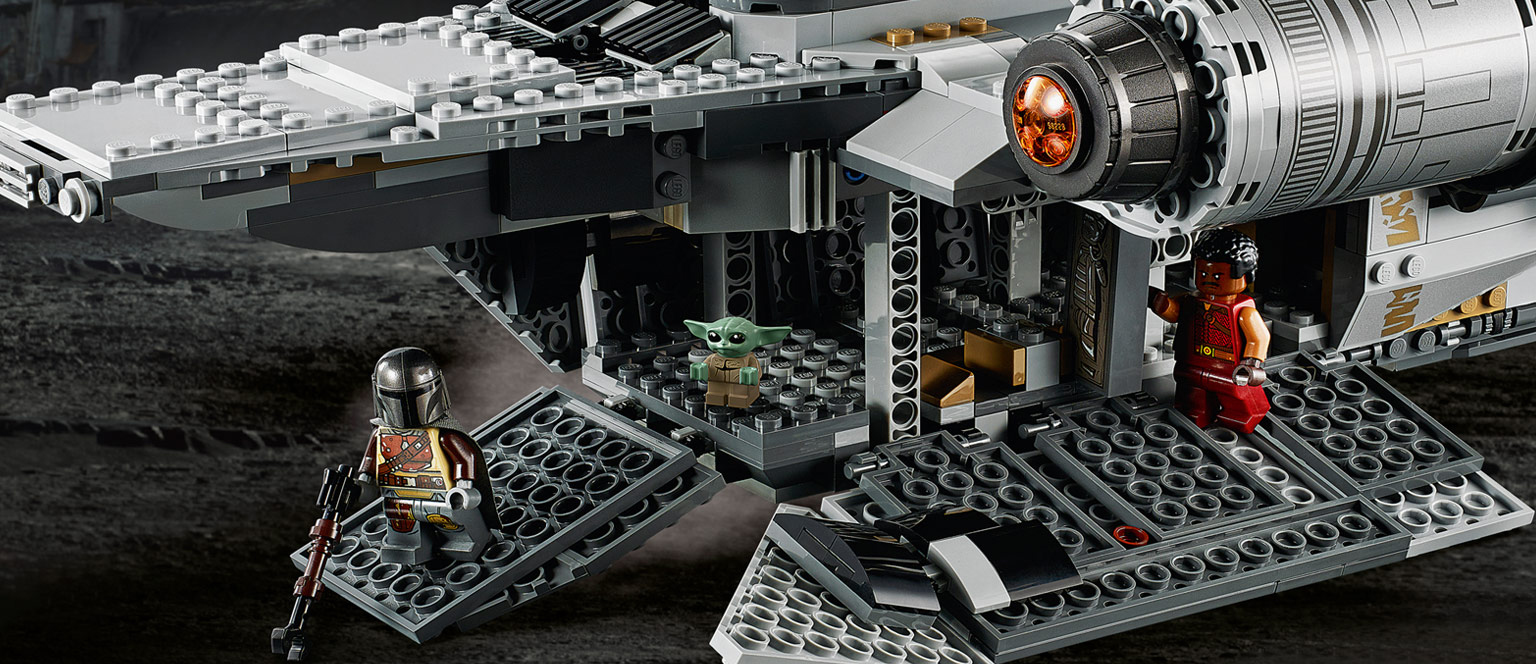 2020 Star Wars Lego Sets Include The Mandalorian Galaxy S Edge More Film