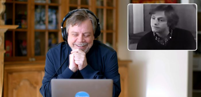 Mark Hamill Reacts to His Star Wars Audition