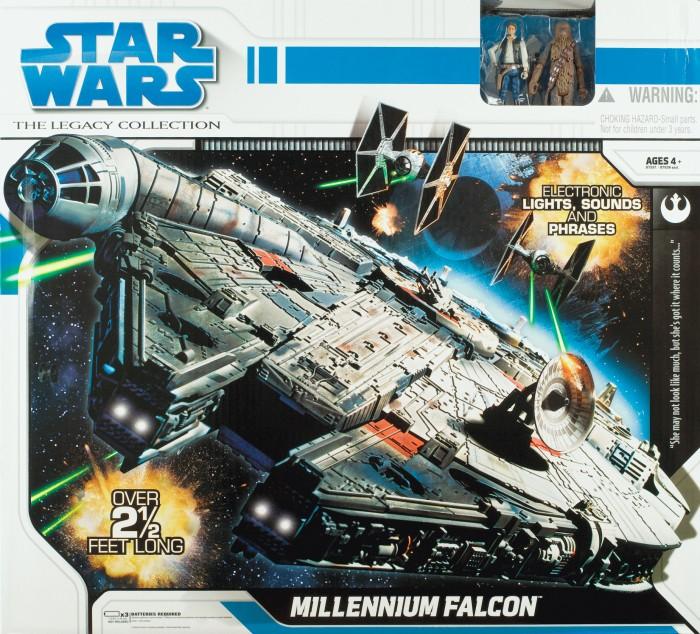 Star Wars - Millennium Falcon Legacy Edition