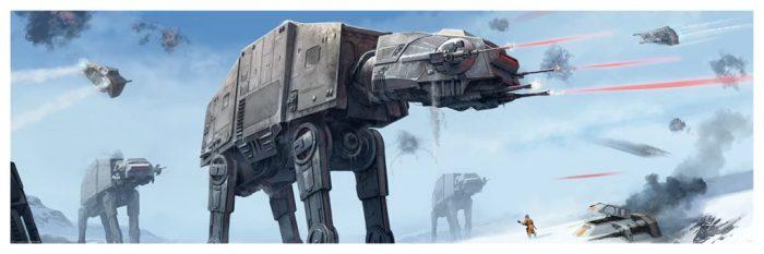Star Wars: Empire Strikes Back - Pablo Olivera