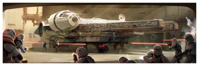 Star Wars: A New Hope - Pablo Olivera