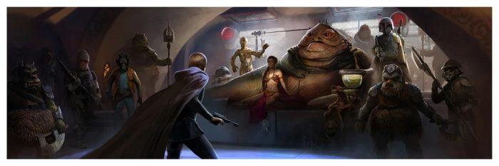 Star Wars: Return of the Jedi - Pablo Olivera