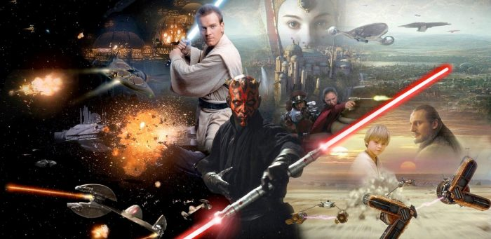 Star Wars The Phantom Menace 20th Anniversary Panel