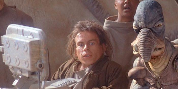 Star Wars: The Phantom Menace - Warwck Davis