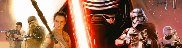 Star Wars: Force Awakens banner
