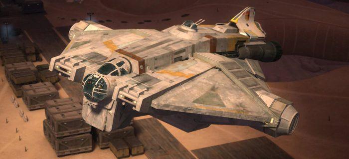 Star Wars Rebels - Ghost