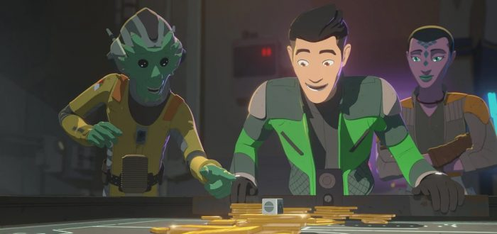 "'Star Wars Resistance' Is Back to Charming Civilian Idyllics and Death Gangs in ""Kaz's Curse"""