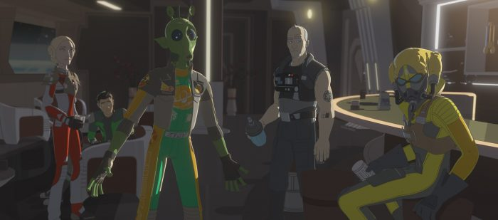 Star Wars Resistance Season 2 Episode 8