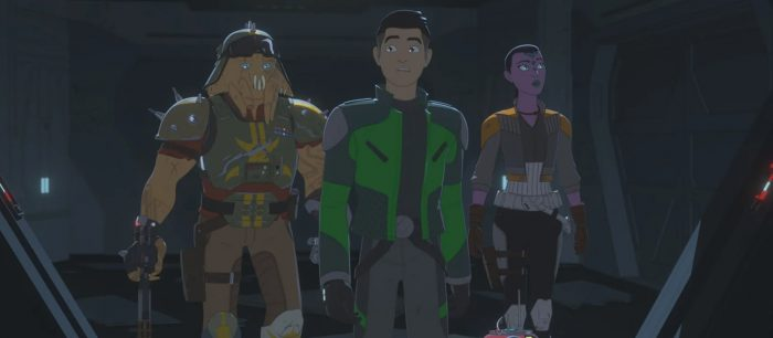 Star Wars Resistance Season 2 Episode 2 Review