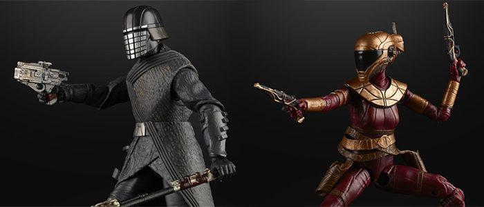 Star Wars: The Rise of Skywalker Figures