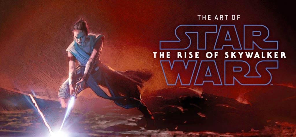 Star Wars The Rise Of Skywalker Concept Art Reveals Insane New Lightsaber Battle New Line Up Of Books Announced Glbnews Com