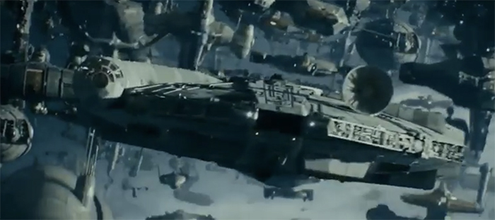 New 'Star Wars: The Rise of Skywalker' Promo Features a Familiar Ship Among the Resistance Fleet