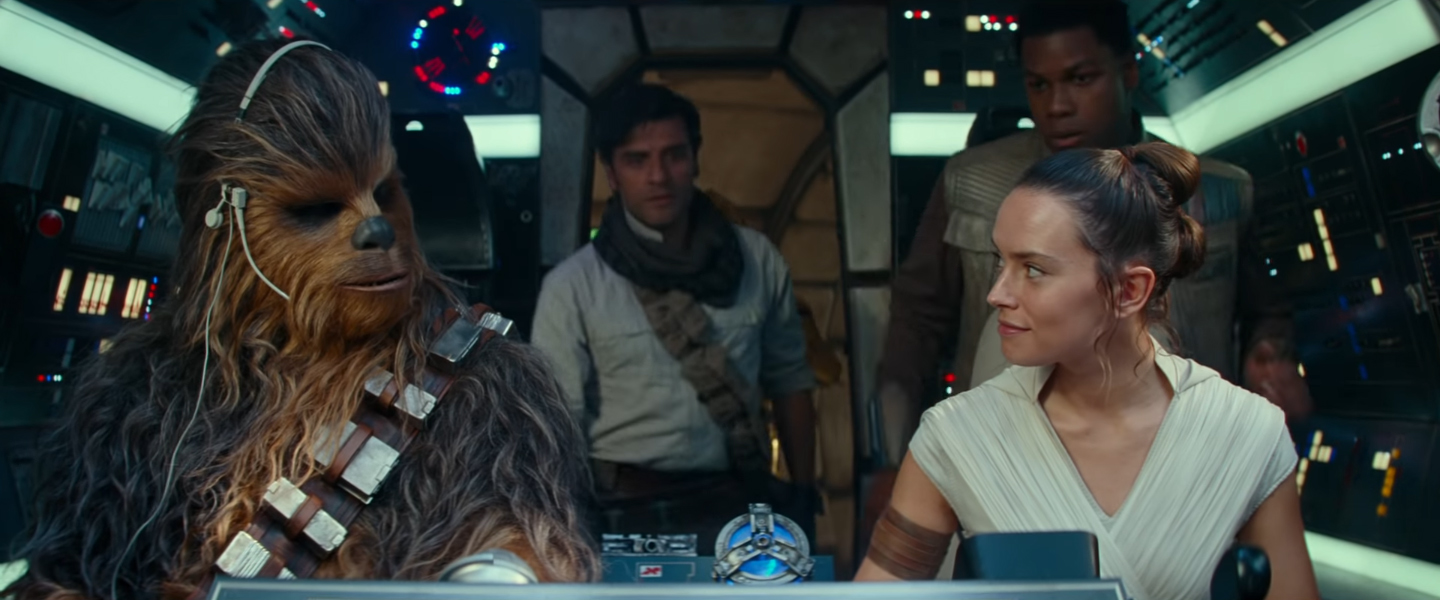'Star Wars: The Rise of Skywalker' Writing Credits Raise Some Questions About the Story